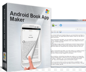 Android Book App Maker Professional free download