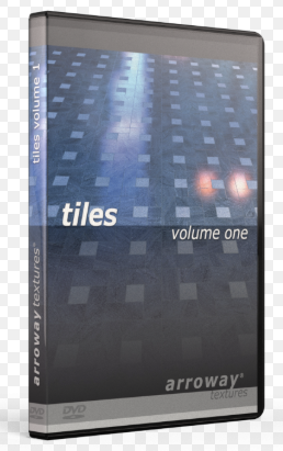 Arroway Textures Tiles / Tiles – Volume one