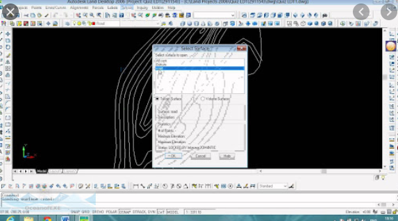 AutoCAD Land Desktop 2009