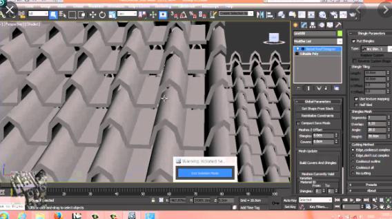 Batzal Roof Designer 3DsMax 2012