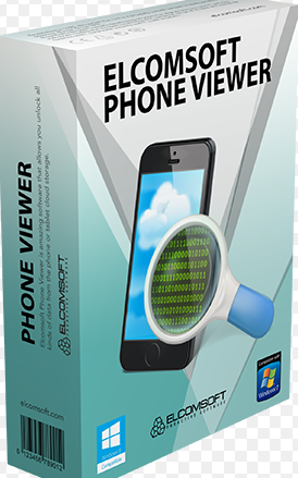 Elcomsoft Phone Viewer Forensic