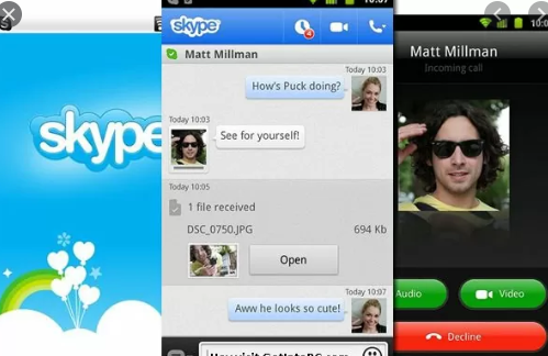 How To Free Download Skype For Every Mobile