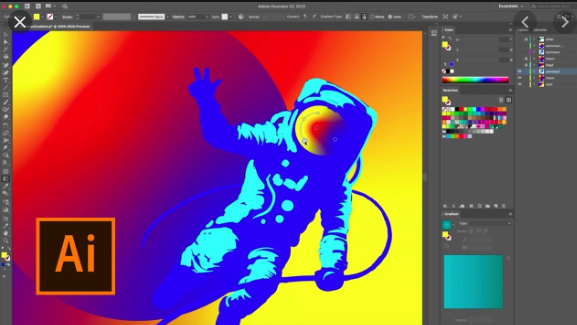Adobe Illustrator free download