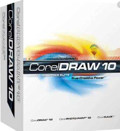 Corel Draw 10 free download
