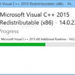 Visual C++ Redistributable free download