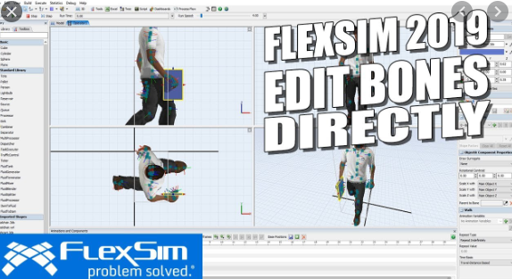 FlexSim 2019 Enterprise