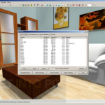 Kitchen Furniture and Interior Design Software