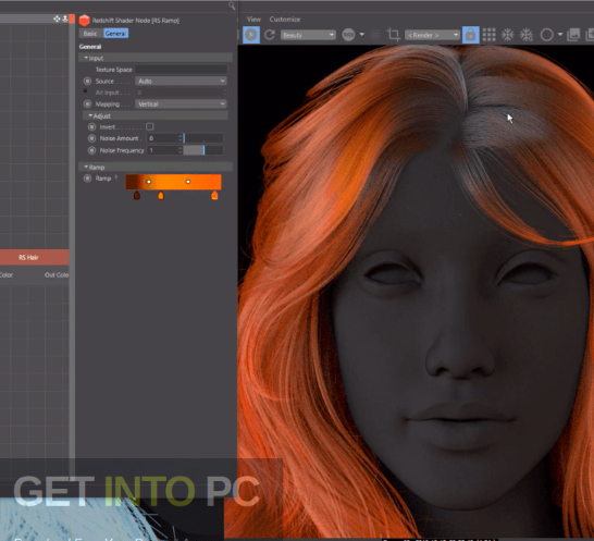 Ornatrix Plugin for Cinema4D