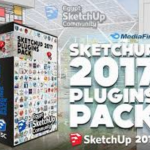 SketchUp 2017 Plugin Pack