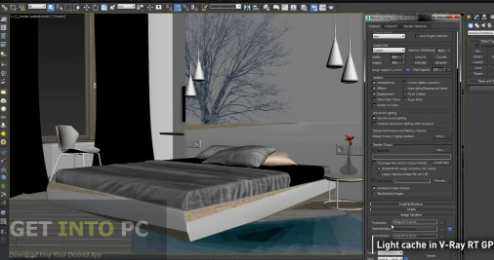 VRay Adv for 3Ds Max