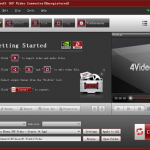 4Videosoft 3GP Video Converte