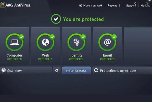 AVG Antivirus 2016 v16.101