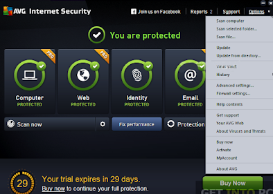 AVG Internet Security 2016 v16.101