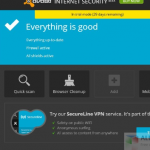 Avast Internet Security 17.4.2294