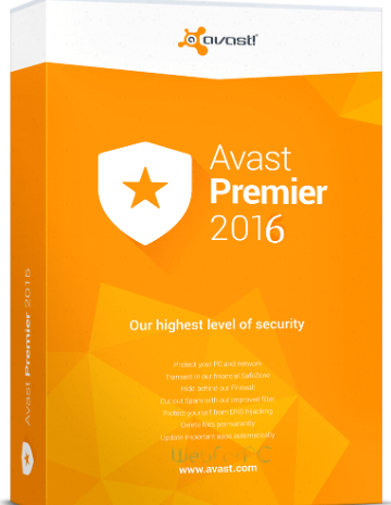 Avast Premiere Antivirus 2016