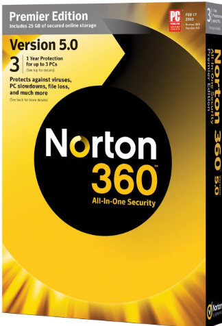 Norton 360 Premier Edition
