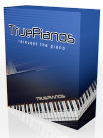 4Front TruePianos VST