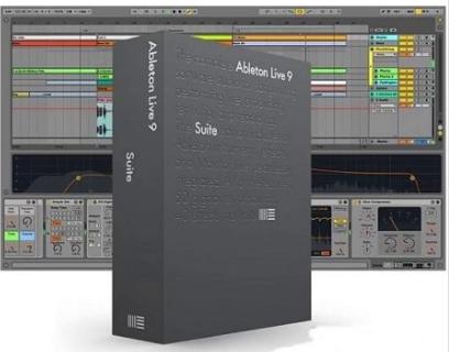 Ableton Live Suite 9.7.5