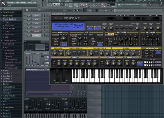 FL Studio Producer Edition 11 R2 + Plugins Bundle