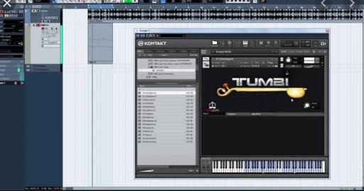 GBR Loops – Tumbi Instrument (KONTAKT)