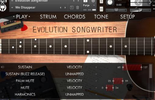 Orange Tree Samples – Evolution Songwriter (KONTAKT)