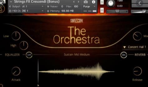 Sonuscore – The Orchestra Complete