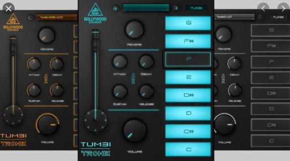 Tumbi Tronik – Virtual Tumbi Instrument Sound