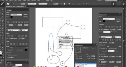 Hot Door CADtools 2020 for Adobe Illustrator