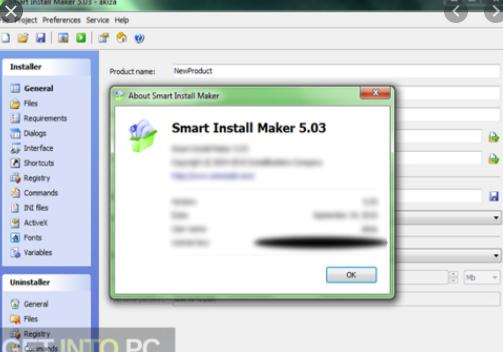Smart Install Maker 2010
