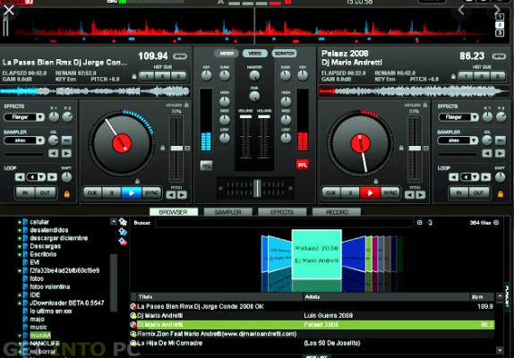 Virtual DJ Studio 2015