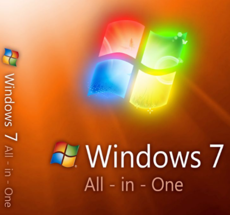 Windows 7 All in One 28in1 Updated Jan 2020