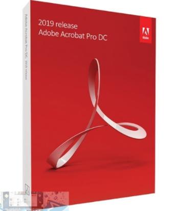 Adobe Acrobat Pro DC 2019 DMG for MacOS
