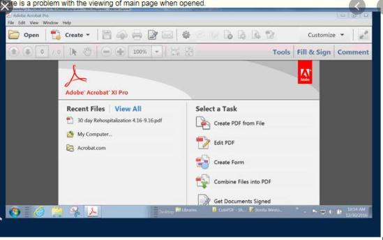 Adobe Acrobat XI Pro