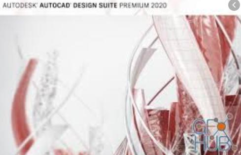 Autodesk AutoCAD Design Suite Premium 2020