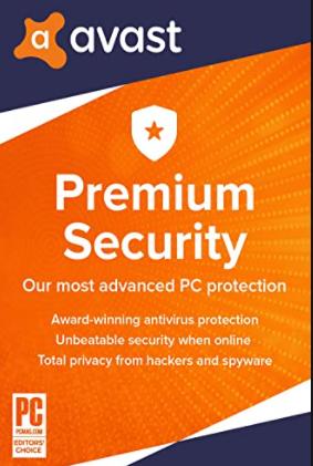 Avast Premier Antivirus 2020