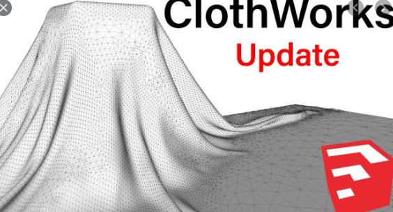 ClothWorks for Sketchup 2019