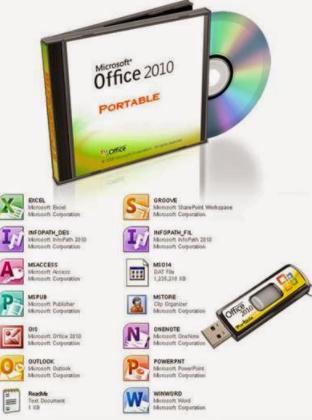 Microsoft Office 2010 Portable