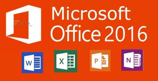 Microsoft Office 2016 Pro Plus October 2020