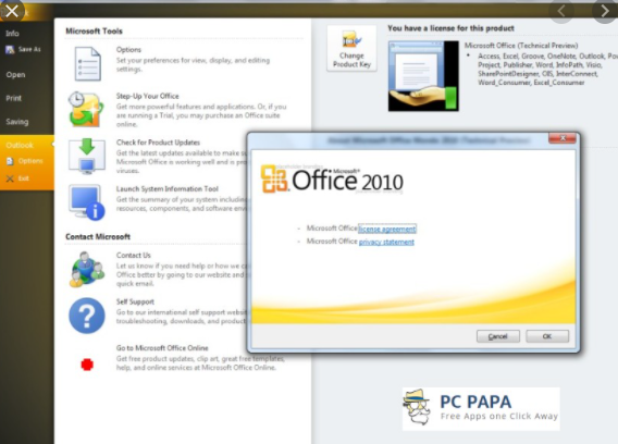 Office 2010 Professional Plus June 2019