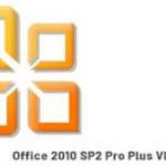 Office 2010 SP2 Pro Plus VL April 2020