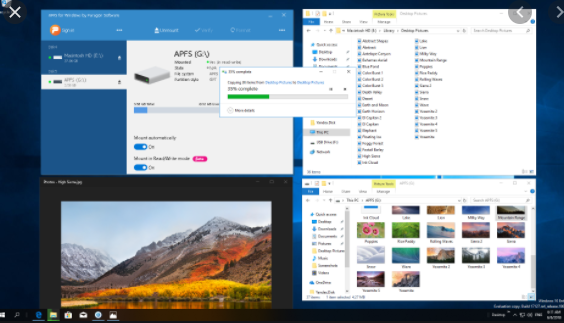 Paragon APFS for Windows