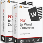 Tipard PDF to Word Converter 2020