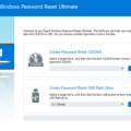Tipard Windows Password Reset Ultimate