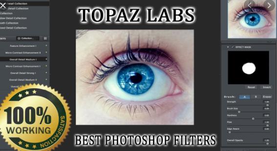 Topaz Labs Plug-ins Bundle for Adobe Photoshop CC
