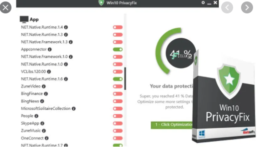 Abelssoft Win10 PrivacyFix 2021