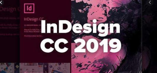 Adobe InDesign CC 2019