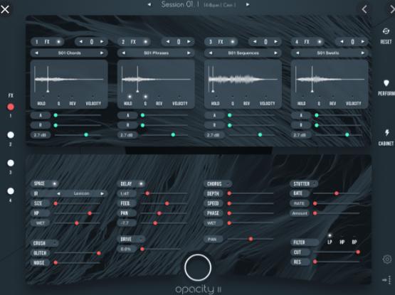 Audiomodern – II of the Opacity (KONTAKT)