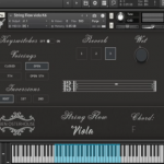 Ben Osterhouse – Flow of Viola String v1.3.1 (KONTAKT)