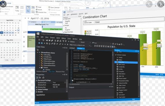 Codejock Xtreme Suite Pro