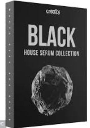 Cymatics – BLACK – Serum Suite
